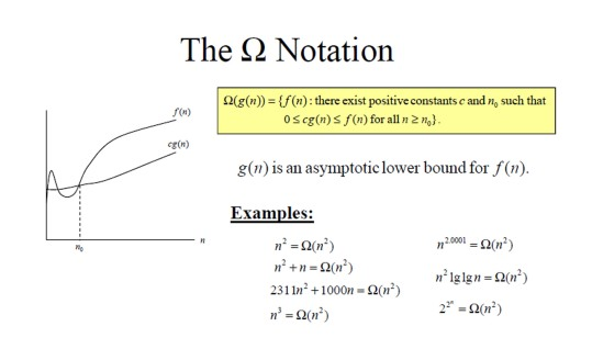 asymptotic notation problems and solutions pdf